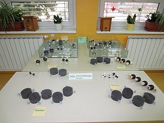 Razstava kemijskih modelov