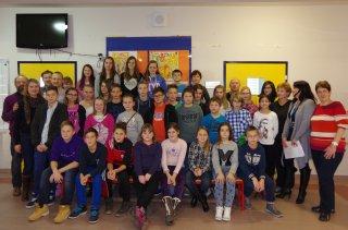 Sobotna šola za nadarjene učence v Benediktu