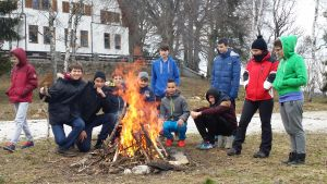 Šola v naravi in doživetja na CŠOD Planinka
