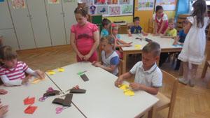 Bodoči prvošolci obiskali šolo