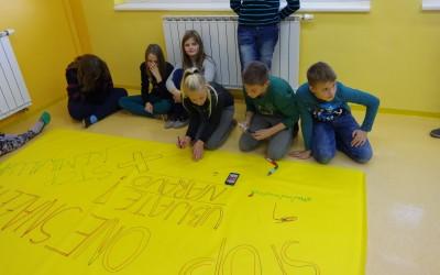 Naravoslovni dan z gosti iz organizacije Greenpeace in Focus