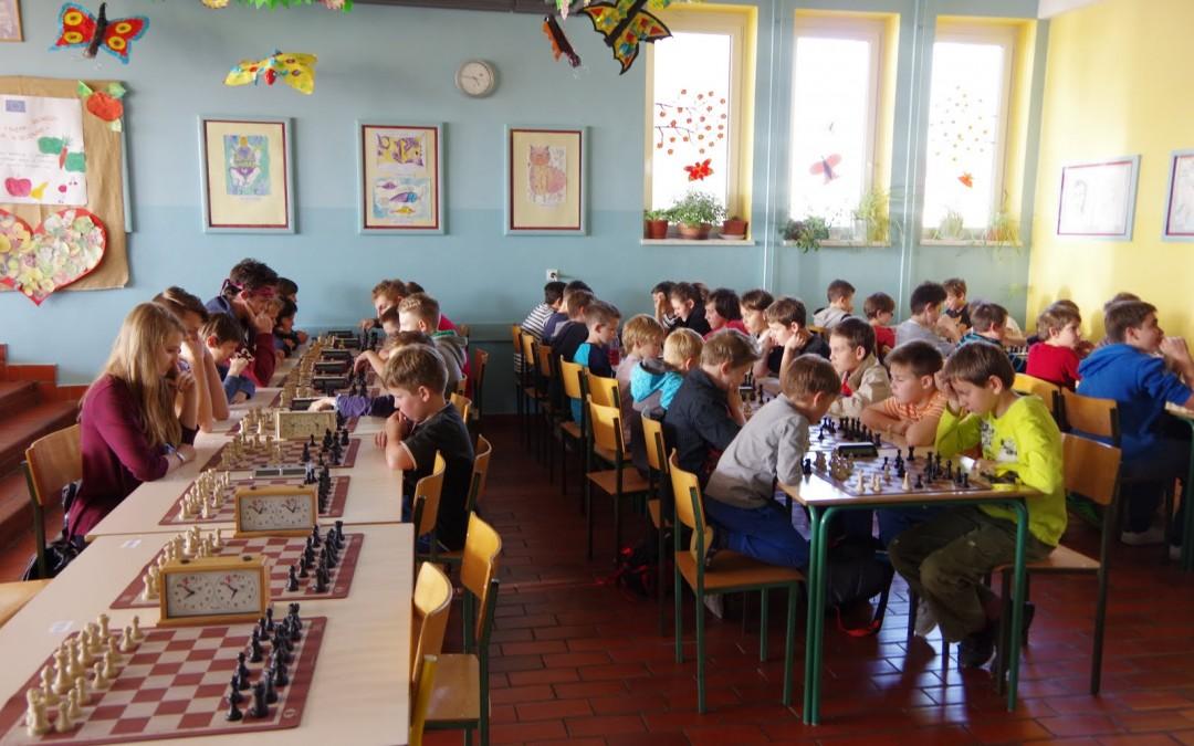 Šahovsko srečanje na OŠ Sv. Trojica