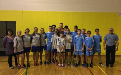 Športno srečanje v Sveti Ani