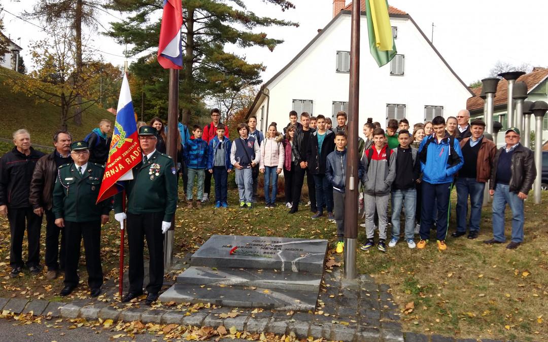 Po poti osamosvojitvene vojne v obmejnih krajih osrednjih Slovenskih goric