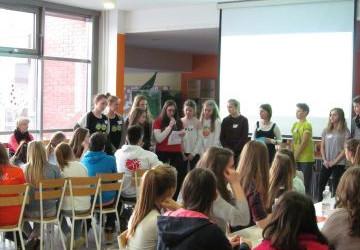 Srečanje vrstniških mediatorjev Slovenije