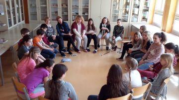Izobraževanje vrstniških mediatorjev