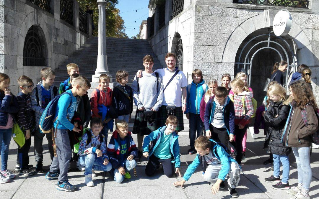 Naravoslovni dan – Potep po Ljubljani