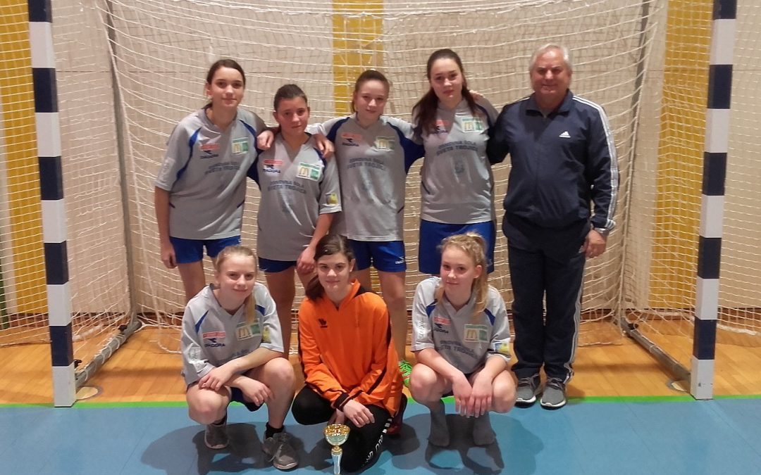 Šolska športna tekmovanja – nogomet