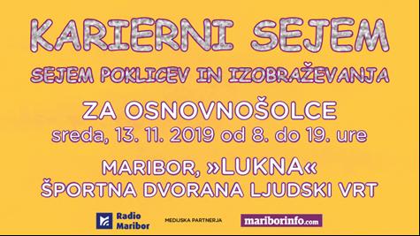 Program kariernega sejma v Mariboru