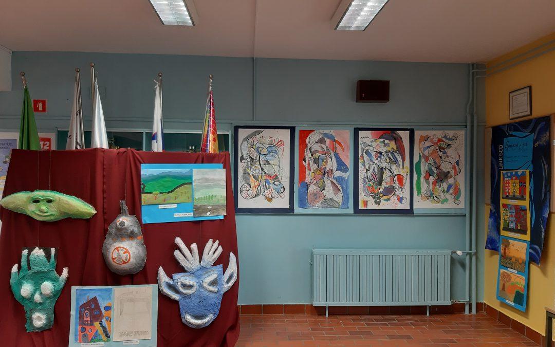 UNESCO: Umetnost v šoli