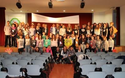 Srečanje šolskih in vrstniških mediatorjev Slovenije