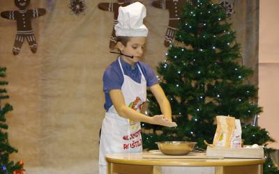 Po praznikih je zadišalo na božičnem koncertu otrok OŠ in vrtca Sv. Trojica