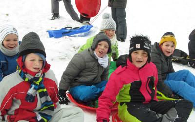 Zimski športni dan za učence 1. in 2. triade