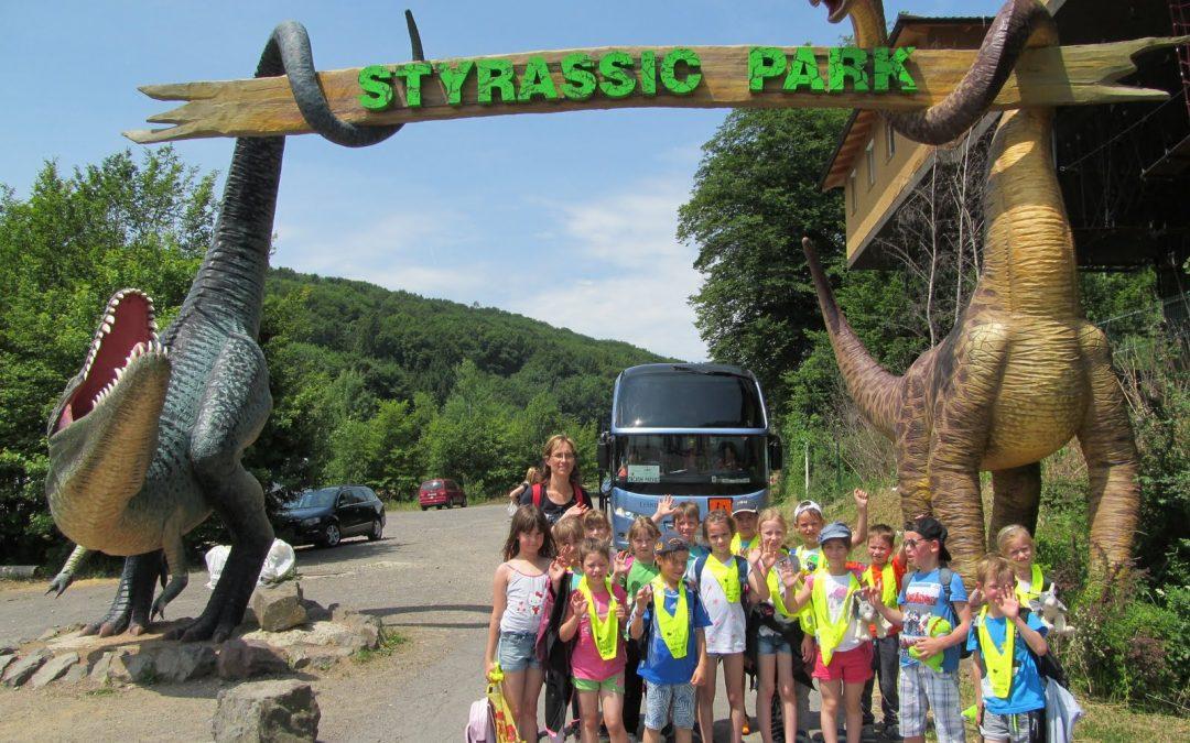 Šolska ekskurzija učencev 1. triade