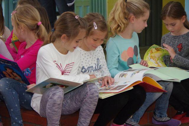Sodelovanje v projektu Menjaj branje in sanje