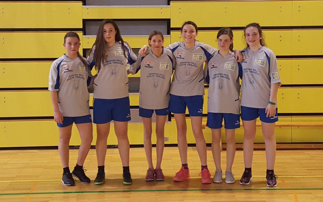 Igrali smo košarko