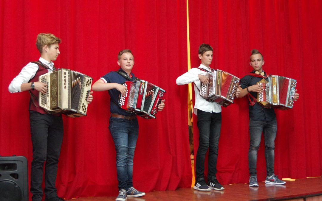 Predstavitev šole ob Trojiškem tednu