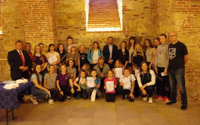 UNESCO- v projekt SKUPAJ Z NAMI: mednarodni dan športa